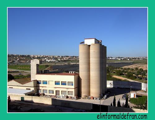 fabrica de harina