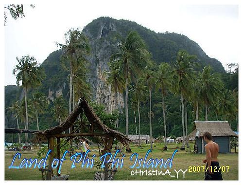 Land of Phi Phi Island