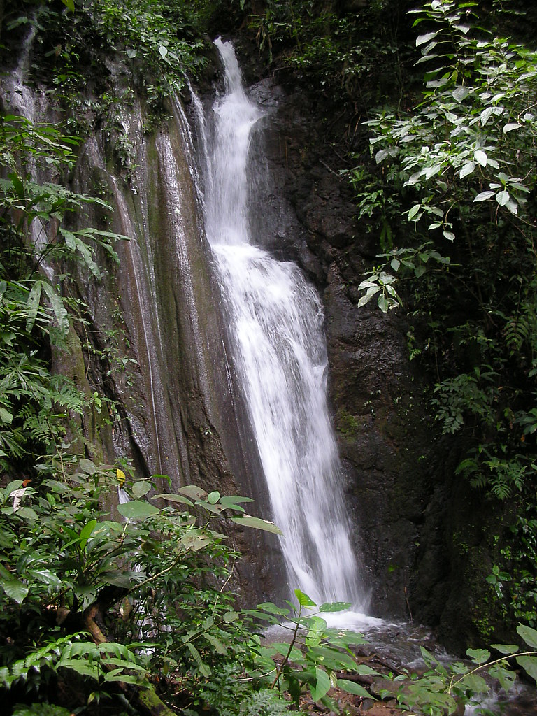 triple waterfall