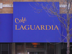 Cafe Laguardia Outside Shot