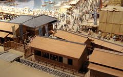 Edo Museum diorama