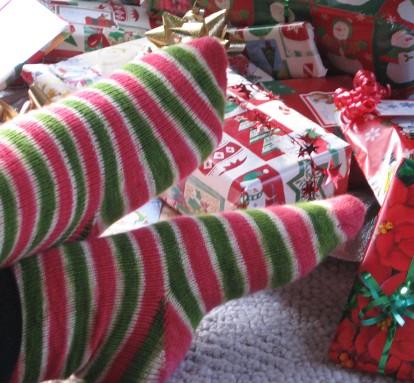 christmas sock2006a