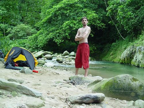 Uma das partes mais bonitas do rio Moji