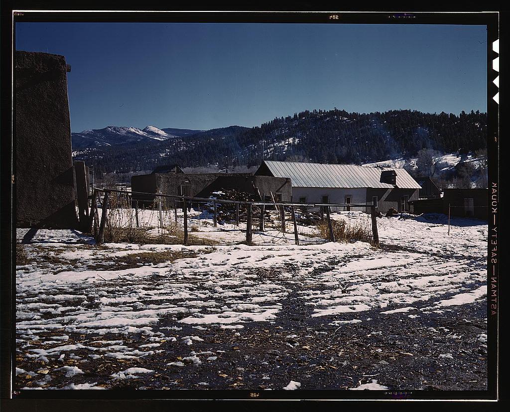 New mexico taos county penasco - Village Of Placita Near Penasco Taos County New Mexico