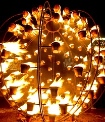 WinterCity Festival (pbruch) Tags: winter toronto fire was cityhall pot burn clay ilumination nathanphilipssquare rbc misic ciecarabosse blogtoff20080201