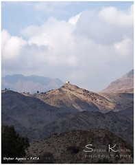 Surveillance Post (Shadan Khattak) Tags: pakistan peshawar nwfp pathan tribalarea pashtoon khyberagency landikotal jamrod