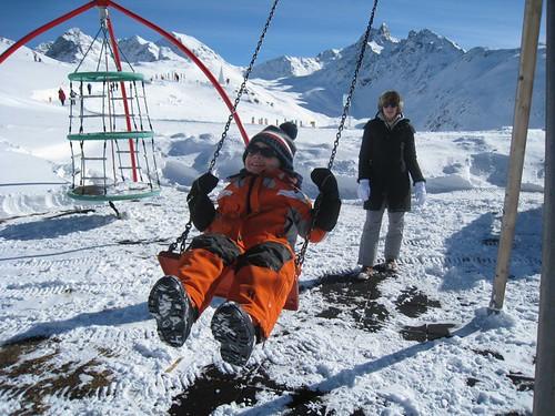 White Turf Race, St. Moritz Switzerland
