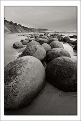 Bowling Ball Beach at Dusk (Oscar Vasquez Photography) Tags: bowlingballbeach cacoast schoonergulch