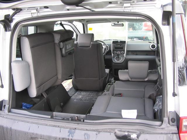 honda 2008 element lx