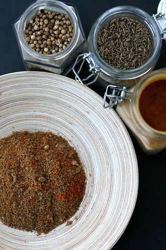 Mix di spezie marocchine