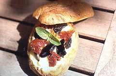batata assada a italiana