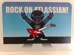 Rock on Atlassian!
