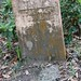 Jeremiah Davis' gravestone
