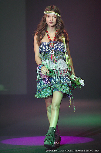 Tokyo Girls Collection in Beijing 2008