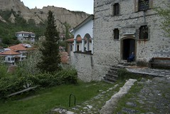 Melnik Church Yard