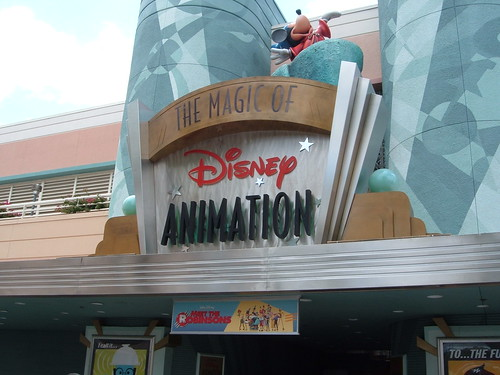The Magic Of Disney Animation MGM Disney Studios Walt Disney World