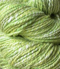 new growth handspun