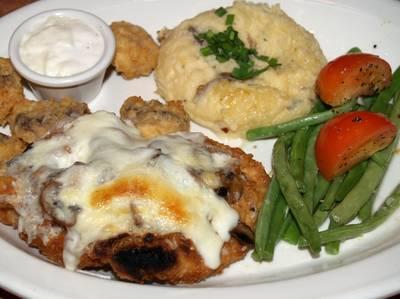Mushroom, Chicken and Mushroom