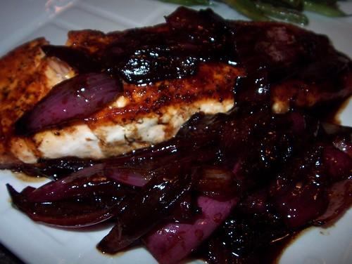 salmon agrodolce 2