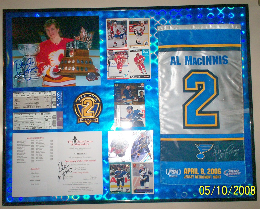 AL MACINNIS collage