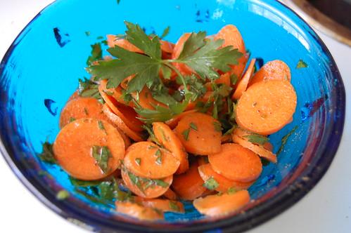 morocca carrot salad