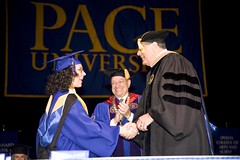 Pace University 2008 Graduate Commencement, NYC - http://www.pace.edu (Pace University) Tags: pictures nyc university pace commencement 2008 pacegrad