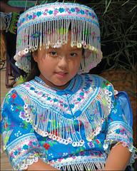Laotian Girl - Kansas City Ethnic Enrichment Festival (frank thompson photos) Tags: girl d70 kansascity kc laos laotian 5for2 kansascityethnicenrichmentfestival