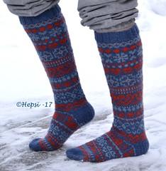 2017-02-12 (7) (hepsi2) Tags: socks ystävänpäiväsukat2017 kneesocks sukat