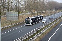Qbuzz 3400 Hoogkerk (Joff10243) Tags: qbuzz qlink mercedes capacity hoogkerk