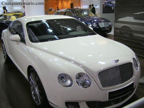 Salón del Automóvil barcelona 2009 - Bentley (I)