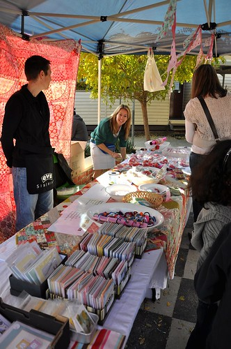 craft stall table 3