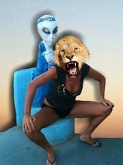 Deny Lions (Max Lazzi) Tags: max art apple finger free brushes ios iphone dito ipad lazzi