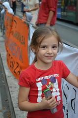 DSC_0194 (genitoreattivo) Tags: roma pasta protesta cena presidio berlusconi tremonti sitin scalinata amatriciana tagli gelmini ministerodellistruzione tempopieno 10giugno2011 organicodifatto organicodidiritto scuolapublica