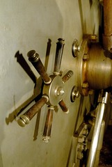 Old Bank Vault - 009