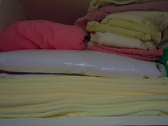 Diaper making supplies