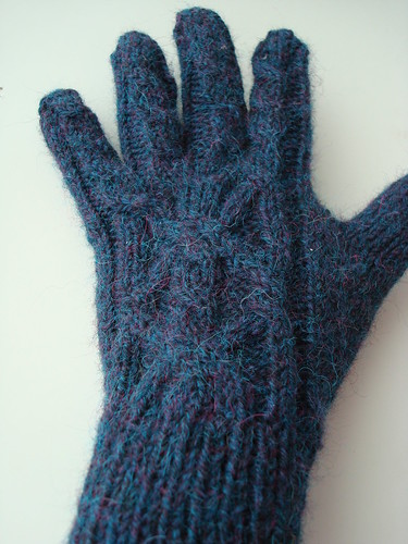Winter Gem Gloves FO 004