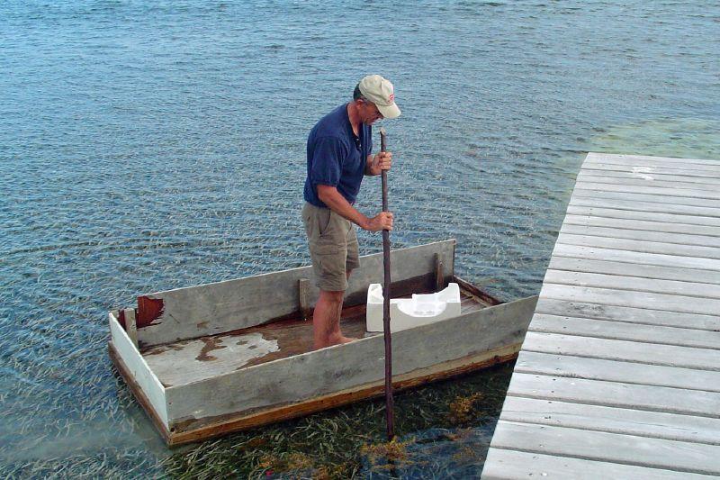 Belize Boat