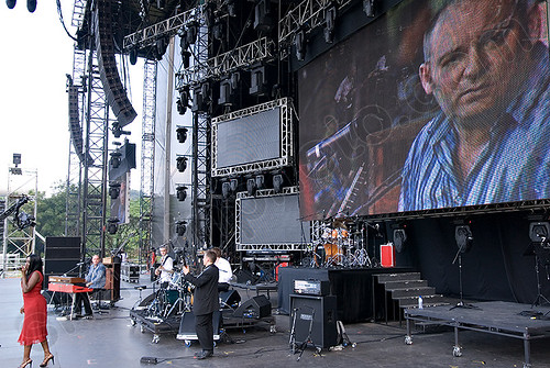 James Taylor Quarter at Live and Loud 2007
