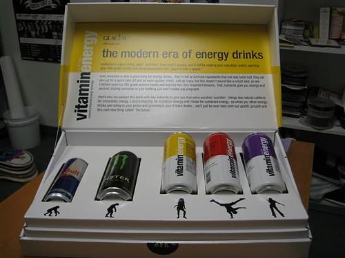 DM Vitamin water