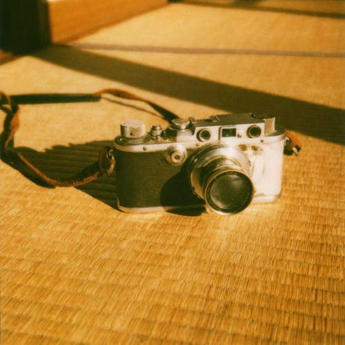 a Leica not belongs to me