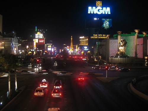 Las Vegas #1 Strip by night
