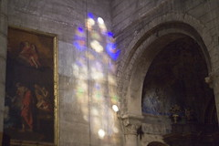 Heavenly (Extreme_Tourist) Tags: light france church chiesa duomo francia heavenly luce bordaux lucedivina