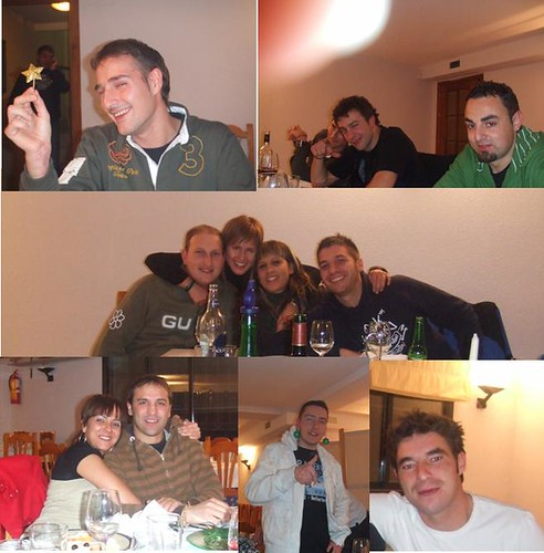 Cena Navidad Diciembre2007