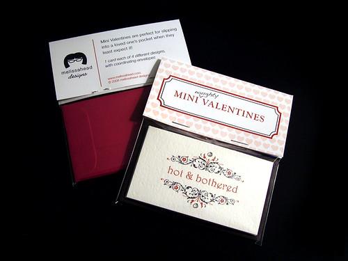 Petite Valentines - Packaging
