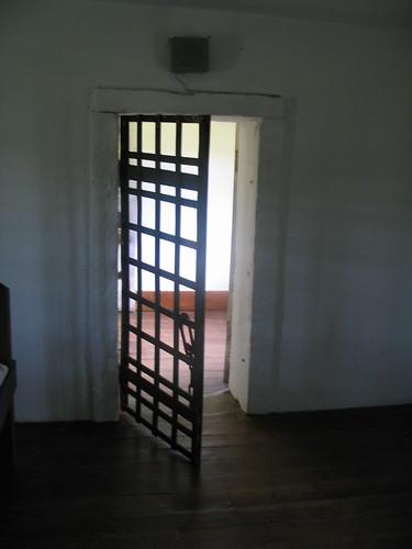 Jail Door