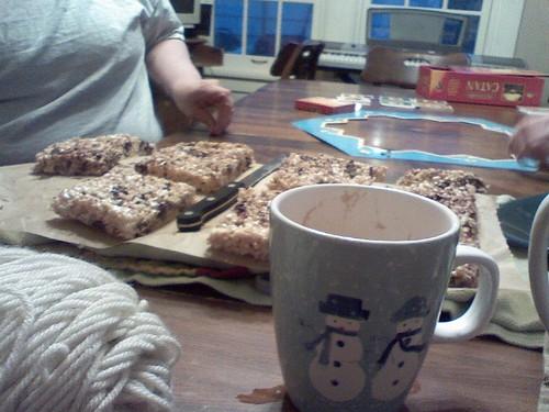 Hot Chocolate & Friends