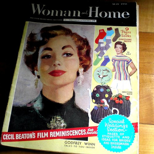 1958 Woman and Home