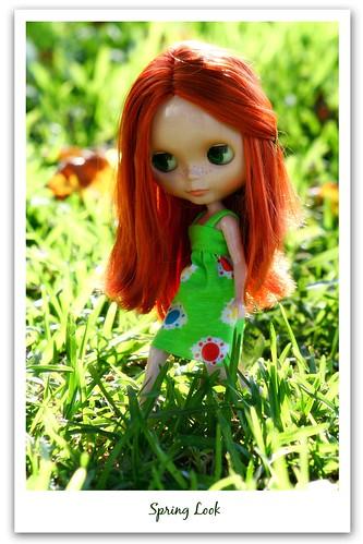 Adara's Spring look by erregiro.
