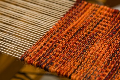 On the Loom -  Caliente