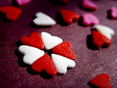 Fun with hearts (bored-now) Tags: pink red white macro hearts heart coeur corao hart cuore herz corazn catchycolorsred challengeyouwinner platinumphoto dsch3 photofaceoffwinner a3b 20080214